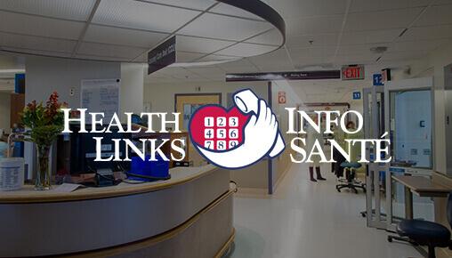 Logo d'Health Links — Info Santé
